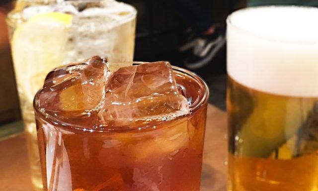 バリフと飲酒について