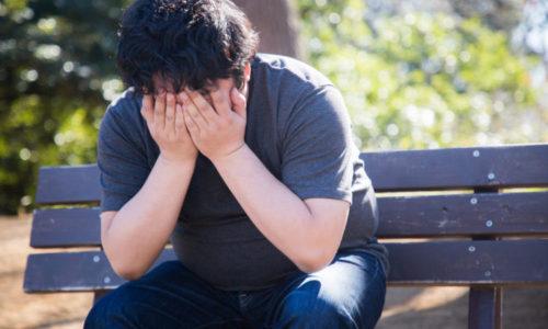 中高年男性の悩み 3位「肥満・メタボ」